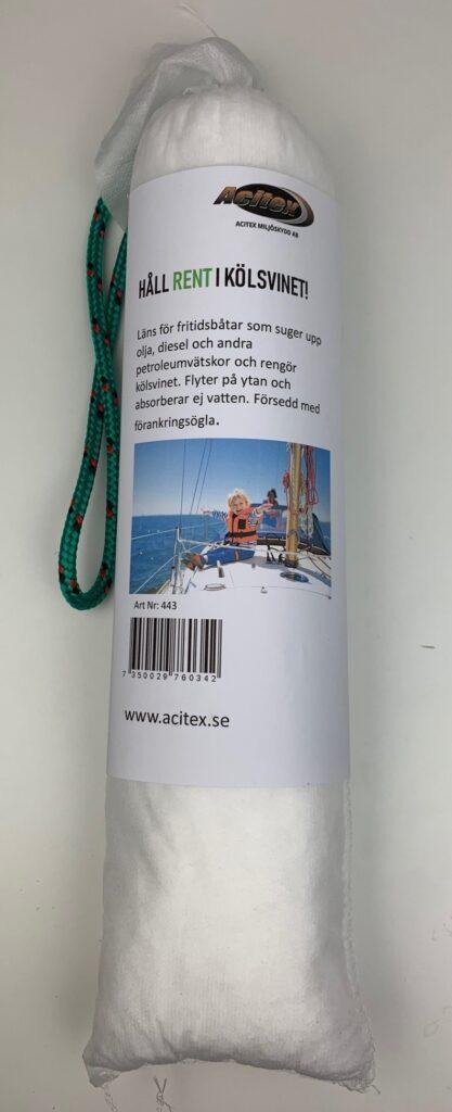 Oil Only Miniläns för kölsvin  8 x 35 cm