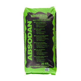 ABSODAN grovkornig grön 20 kg/40L säck