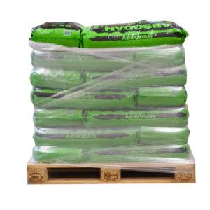 ABSODAN Grovkornig grön, HEL PALL