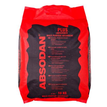ABSODAN finkornig röd 10 kg/20L säck