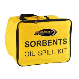 Akutväska för 45 liter oljespill