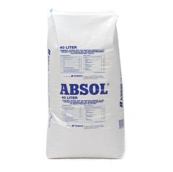 Absol saneringsmedel 40L säck